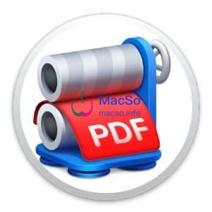 PDF Squeezer 4.2.2 Mac原生中文破解版