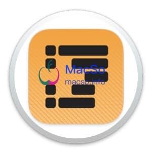 OmniOutliner Pro 5.8.4 Mac原生中文破解版