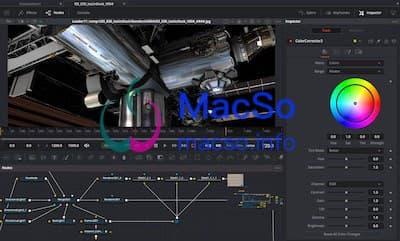 Fusion Studio 界面